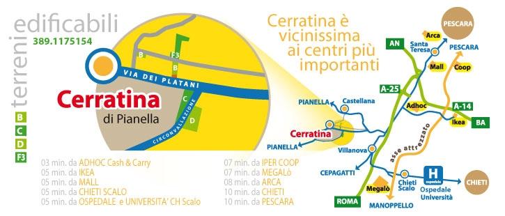 Cerratina - Pianella (PE) - (codice: pe3010v163)